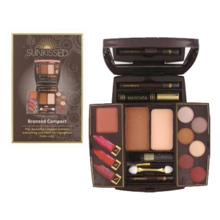 SK 17745 MAKE-UP SET BRONZING