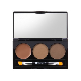 BH 1500-001 Flawless Brow Trio LIGHT -  SENKA ZA OBRVE