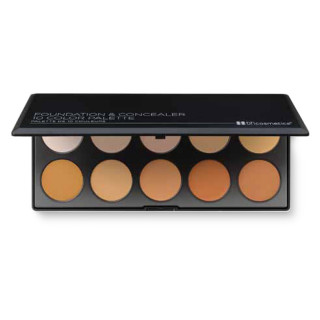 BH 2000-011 Foundation&Concealer SET PUDERA I KOREKTORA