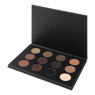 BH 1500-024 Studio Pro Ultimate Brow Palettte
