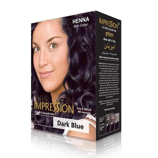 IMPRESSION KANA DARK BLUE 6/1