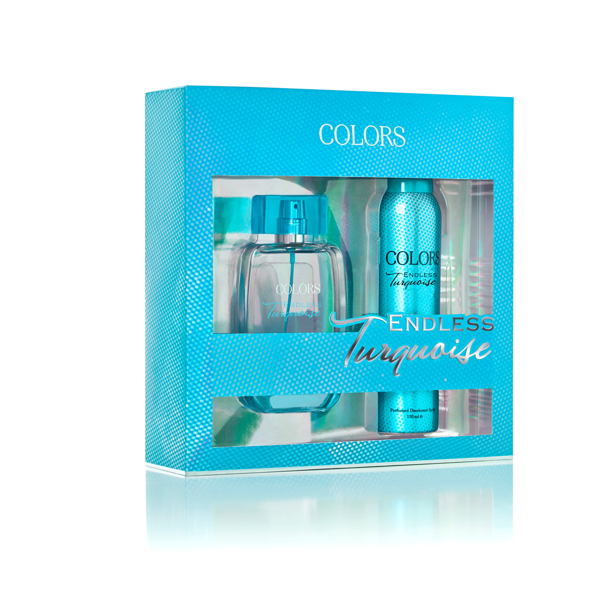 COLORS SET ENDL. TURQUOISE