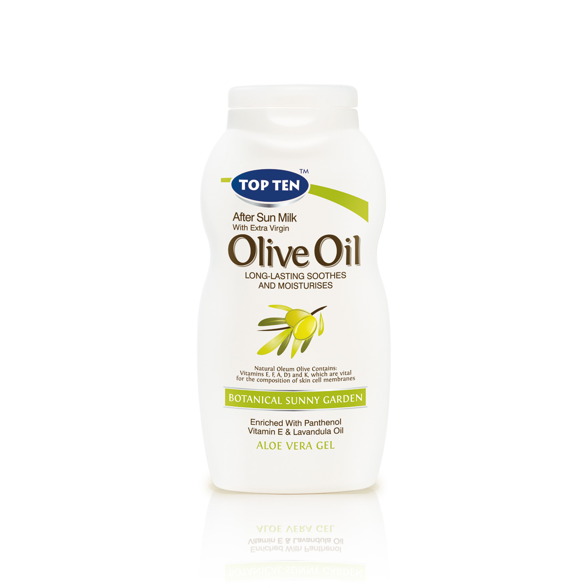 TT 1441 OLIVE OIL AFTER SUN MILK 200ml