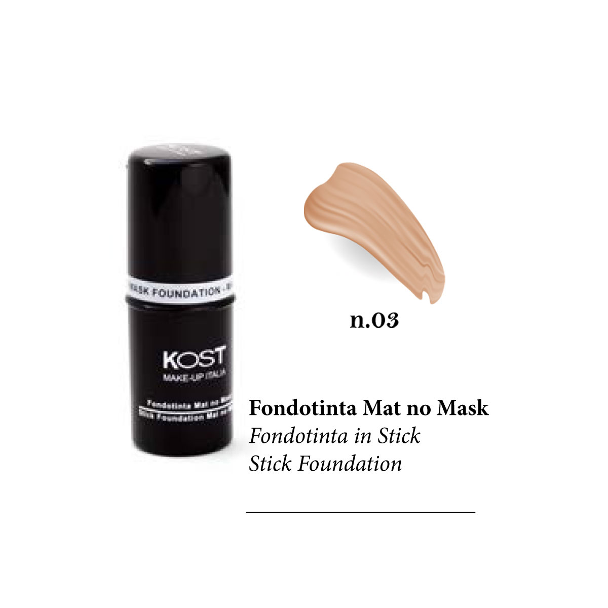 KOST STICK FOUNDATION 03