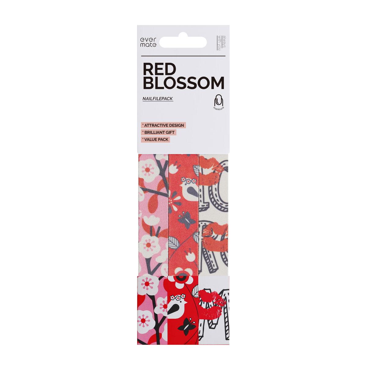 EM SET TURPIJA 3/1 RED BLOSSOM