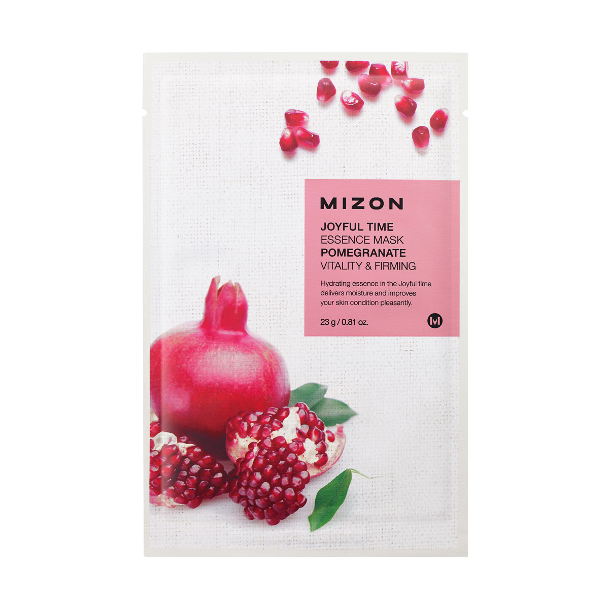 Mizon Joyful Time Essence Mask Pomegranate 23 gr