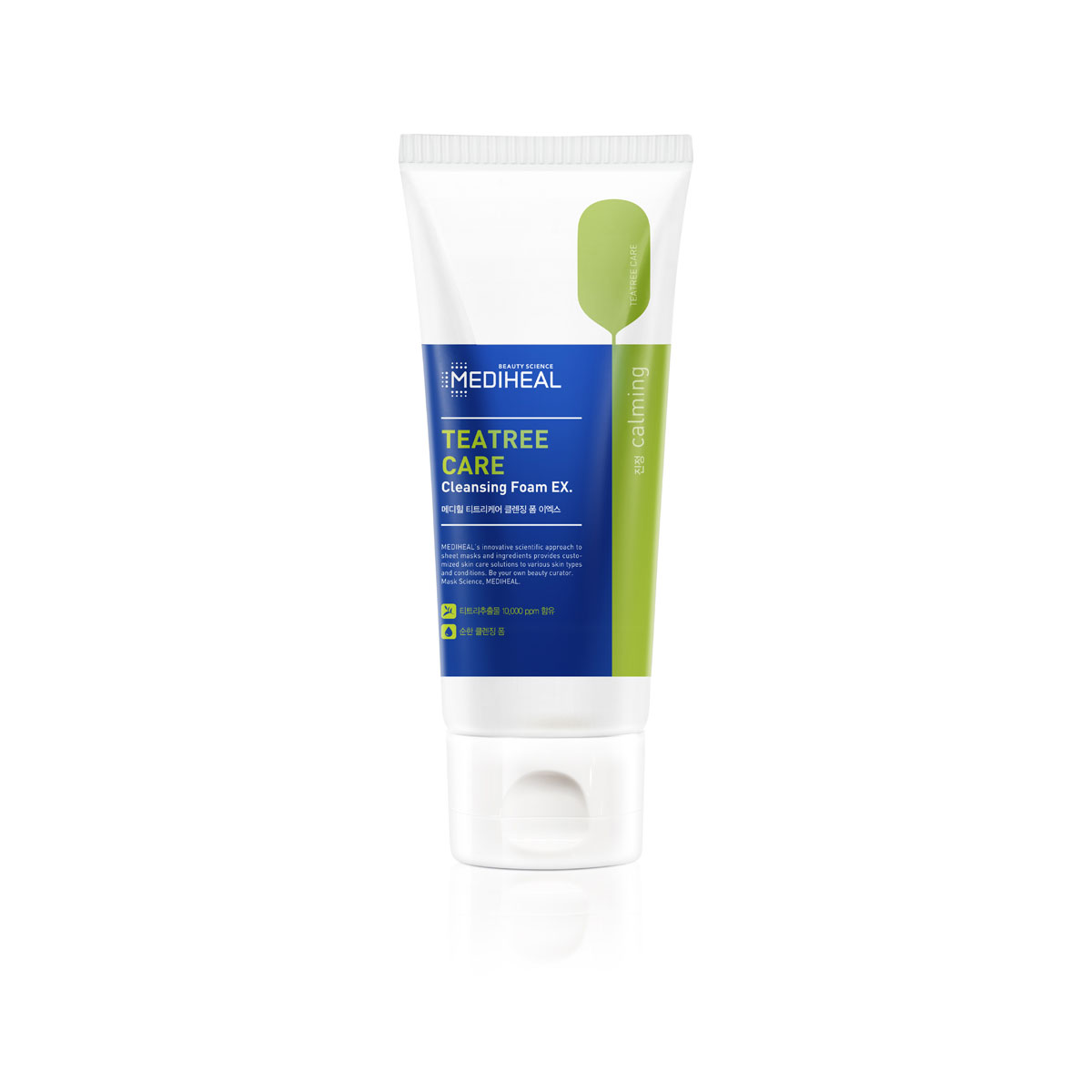 Mediheal Teatree Care Cleansing Foam 170 ml
