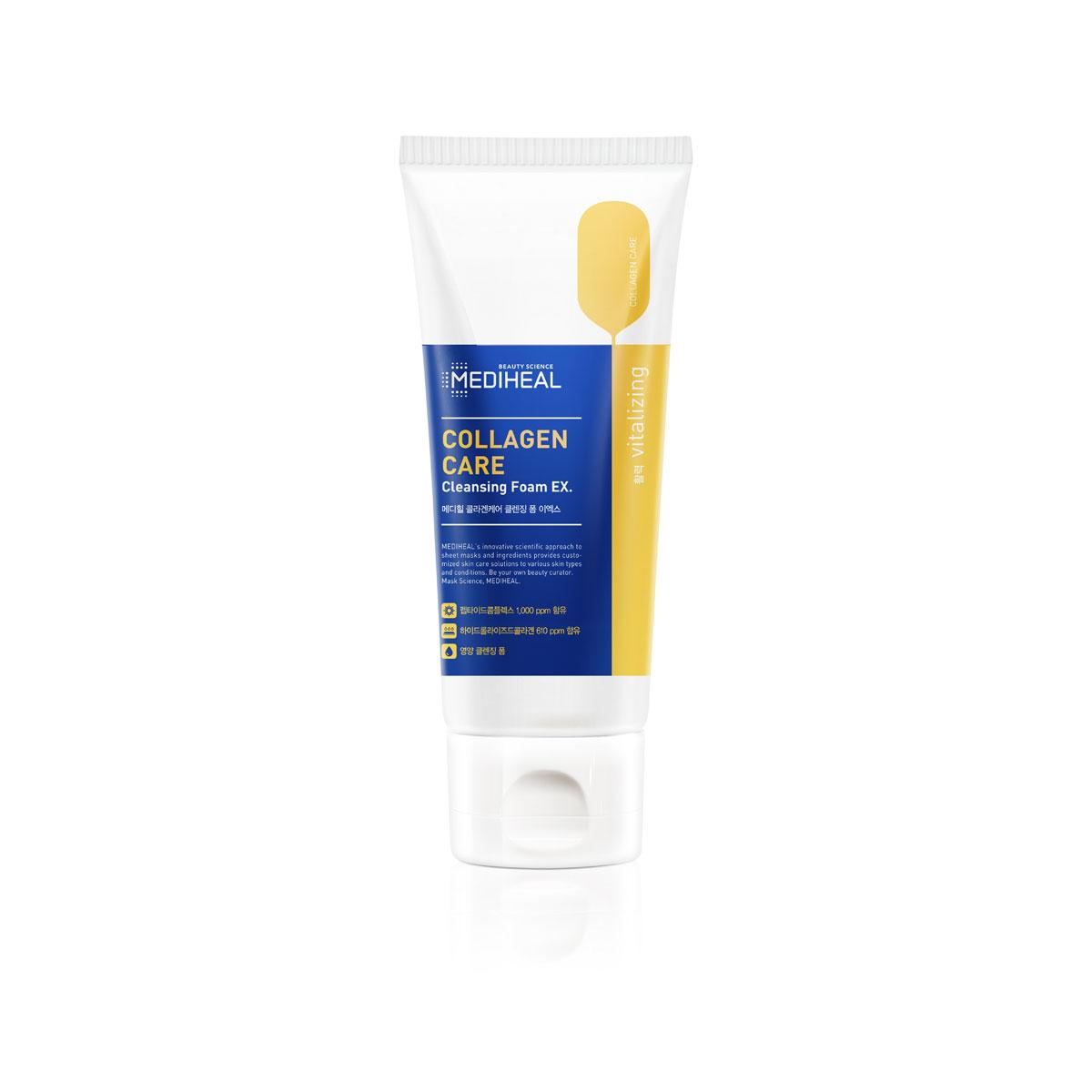 Mediheal Collagen Care Cleansing Foam 170 ml
