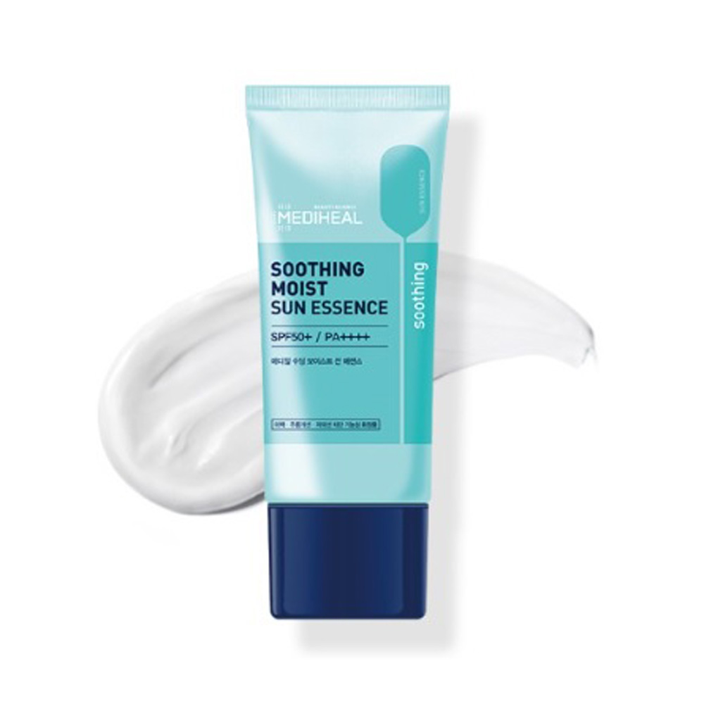 Mediheal Soothing Moist Sun Essence Cream 45ml