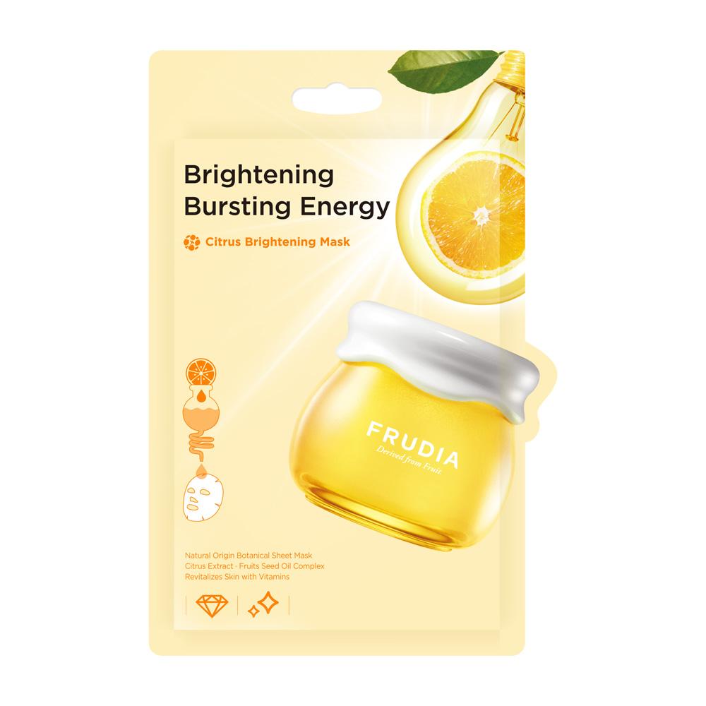 Frudia Citrus brightening mask 20ml