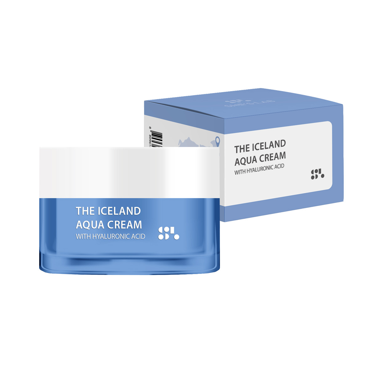 SHE'S LAB THE ICELAND AQUA CREAM 50g
