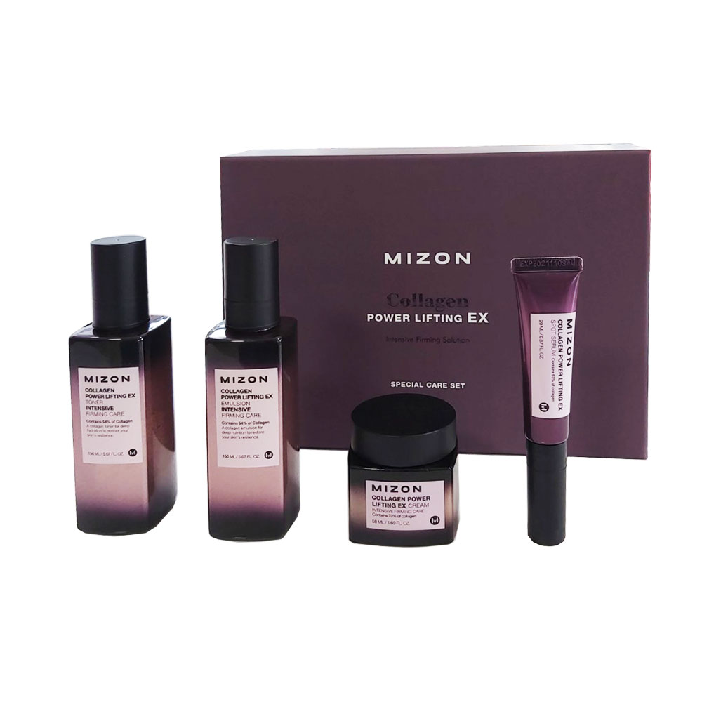 Mizon Collagen Power Lifting ex Gift set 4/1