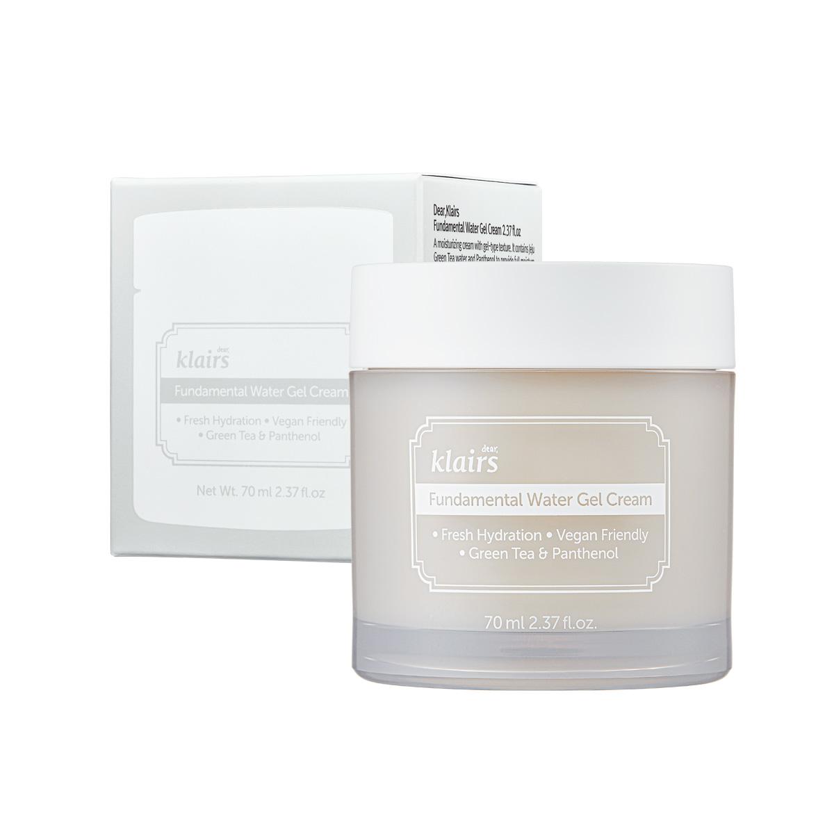 KLAIRS Fundamental Water Gel Cream 70ml