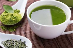 Zeleni čaj, vrhunski sastojak