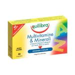 EQ MULTIVITAMIN & MINERALS 40 CAPS
