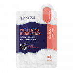 Mediheal Whitening Bubbletox Serum Mask