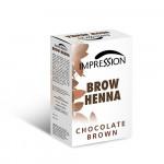 IMPRESSION BROW HENA CHOCOLATE 10g