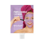 SHE'S LAB PURPLE BUBBLE CLAY MASK 10g