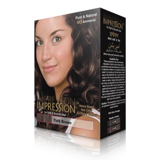 IMPRESSION KANA DARK BROWN 6/1