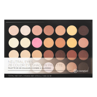 BH 1000-013 Neutral Eyes senke paleta 1/28