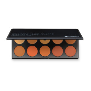 BH 2000-012 Foundation&Concealer 2 SET PUDERA I KOREKTORA
