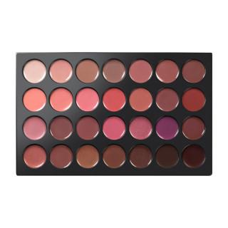 BH 3200-062 Nude Lips - Paleta ruževa