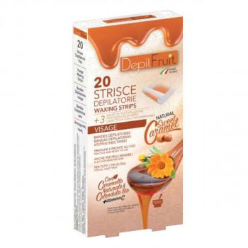 DEPIL FRUIT TRAKE ZA LICE 20/1 Caramel