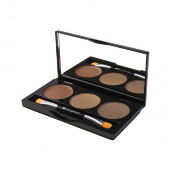 BH 1500-001 Flawless Brow Trio LIGHT senka za obrve