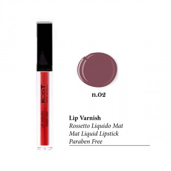 KOST LIP VARNISH 02