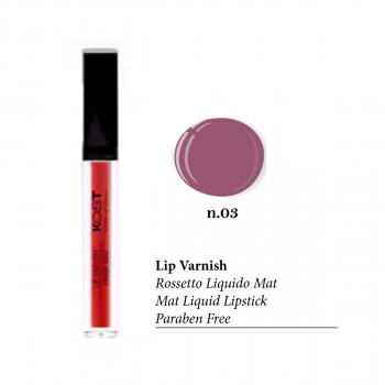 KOST LIP VARNISH 03