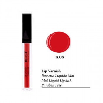 KOST LIP VARNISH 06