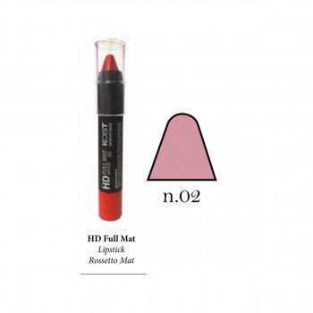 KOST LIPSTIK HD FULL MAT 02