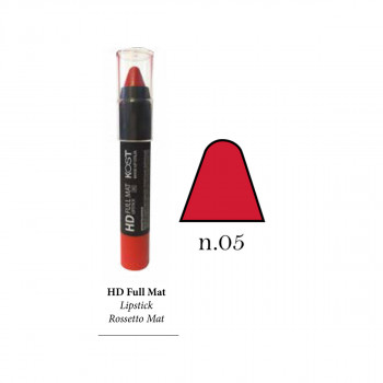 KOST LIPSTIK HD FULL MAT 05