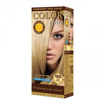 COLOR TIME 100 SUPER PLAVA  boja za kosu