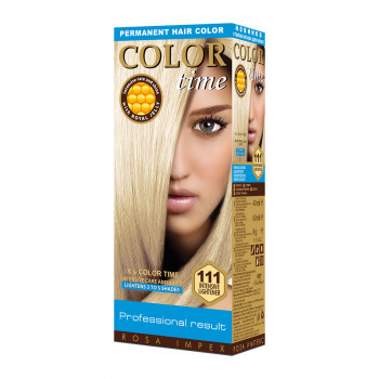 COLOR TIME 111 INT. LIGHT  boja za kosu
