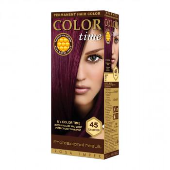COLOR TIME 45 VIŠNJA boja za kosu