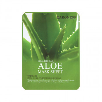 BARONESS MASK SHEET ALOE
