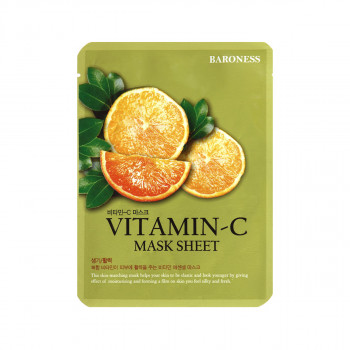 BARONESS MASK SHEET VITAMIN-C