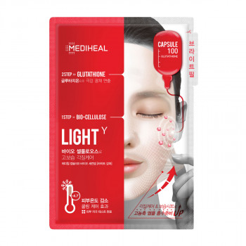 Mediheal Capsule100 Bio SeconDerm Light