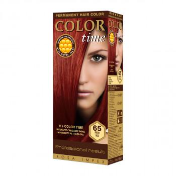 COLOR TIME 65 VAT. CRVENA boja za kosu