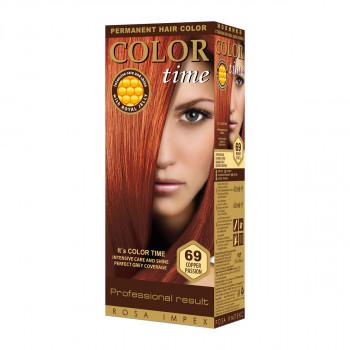 COLOR TIME 69 COOPER boja za kosu