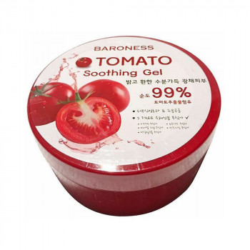 BARONESS SOOTHING GEL TOMATO