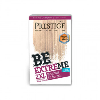 BE EXTREME 2XL BLEACHING KIT FOR HAIR