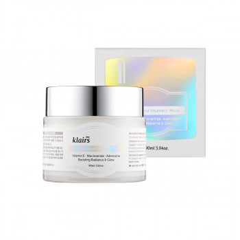 KLAIRS Freshly Juiced Vit E Mask 90ml