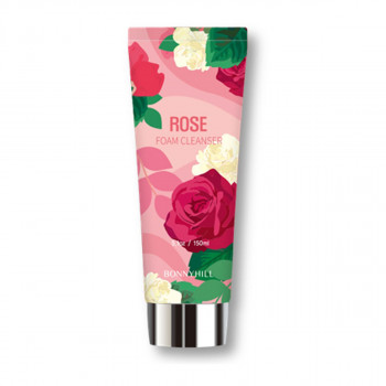 BONNYHILL Cleansing Foam Rose 150ml