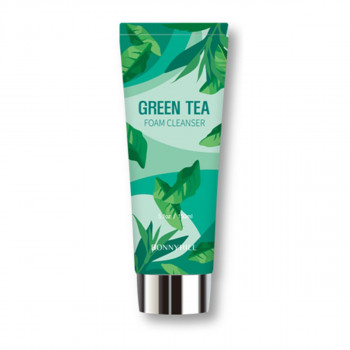 BONNYHILL Cleansing Foam Greentea 150ml