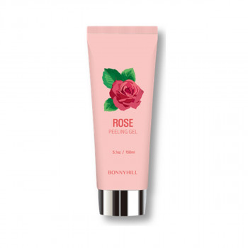 BONNYHILL Peeling Gel Rose 150ml