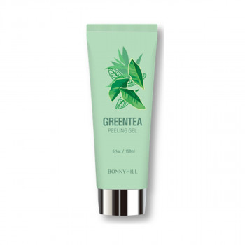 BONNYHILL Peeling Gel Greentea 150ml