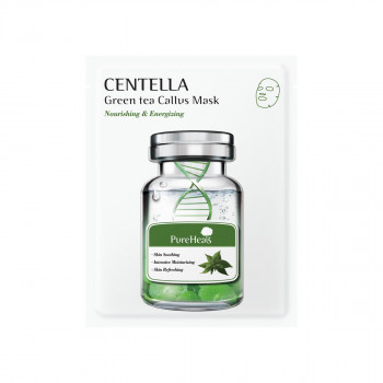 Pureheals Centella Green Tea Callus Mask 25gr