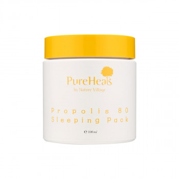 Pureheals Propolis 80 Sleeping Mask 100ml